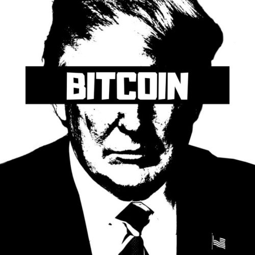 #TrumpHeartsBitcoin