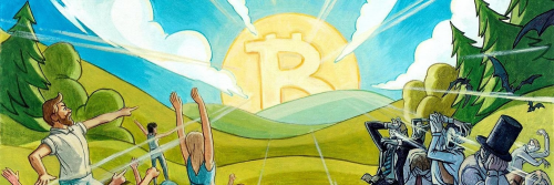 How a Nation Adopts Bitcoin – Not by Decree but En Masse